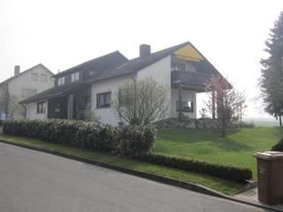 Wohnhausumbau mit energetischer Modernisierung zu einem KfW100 - Haus von ARCHITEKTURBÜRO SEIPEL