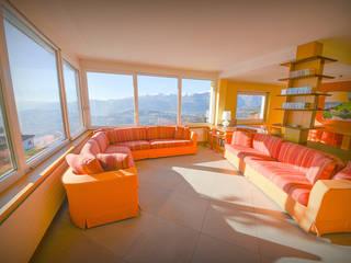 Modern Living Room by Studio Fori Modern