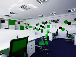 Kameleon - Kreatywne Studio Projektowania Wnętrz Office buildings