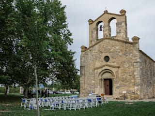 Classic style garden by Empordà Events Classic