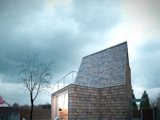 90 stopni Maisons minimalistes