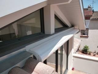 Rénovation Maison B Maisons modernes par FARACHE CLAUDE Moderne