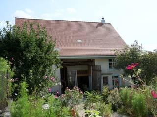 Scheunenumbau Landhäuser von cvarch Landhaus