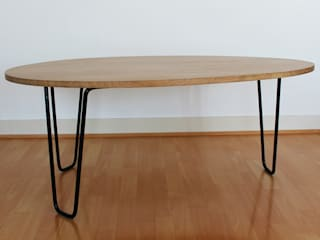 table basse par BEDUCHAUD EBENISTE Scandinave
