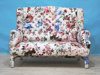 Name Design Studio Living roomSofas & armchairs