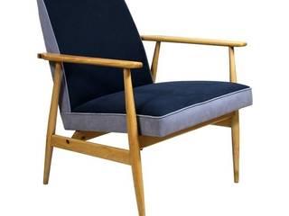Fotel Granat: styl , w kategorii  zaprojektowany przez ToTu Pracownia