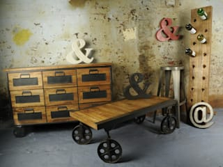 Hoxton Sideboard:   by Harley & Lola