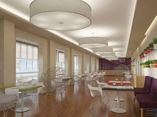 Гостиницы в стиле модерн от 3DG Модерн