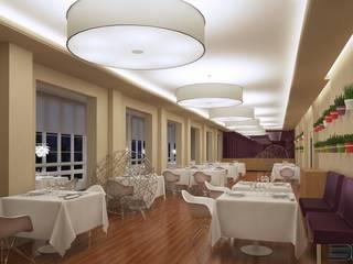 Ristorante: Hotel in stile  di 3DG