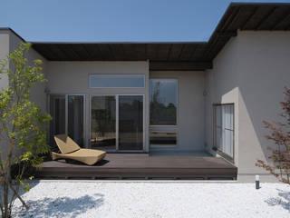 現代房屋設計點子、靈感 & 圖片 根據 矩須雅建築研究所 現代風