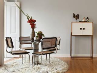 Tiago Patricio Rodrigues, Arquitectura e Interiores Eclectic style dining room