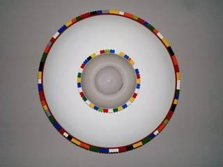 LEGOlamp od RefreszDizajn Minimalistyczny