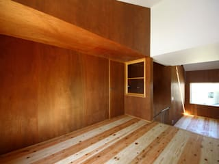 多目的室: TABが手掛けた和室です。