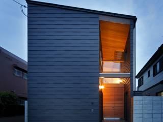 Minimalist houses by 有限会社ミサオケンチクラボ Minimalist