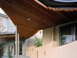 雁木のある家 オリジナルな 家 の たわら空間設計㈲ オリジナル
