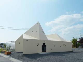 L'angolino: GENETO一級建築士事務所が手掛けたレストランです。