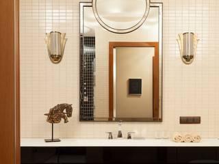 МАРИНА БУСЕЛ интерьерный дизайн Eclectic style bathroom