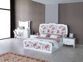 Mahir Mobilya – Country yatak odası:  tarz Yatak Odası