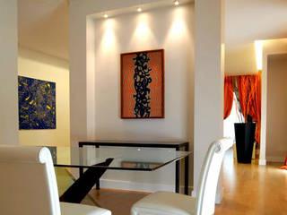 Salas de jantar clássicas por MCM Arch Clássico