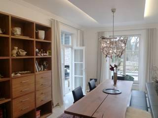 Villa S in St. Ingbert:  Esszimmer von Bolz Licht & Wohnen