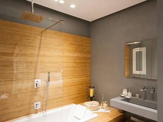 Appartamento #A76: Bagno in stile  di Studio DiDeA architetti associati