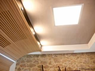 Ufficio Privato FdF: Studio in stile in stile Minimalista di Arch. Antonio Di Vito - Gruppo YO.DAA