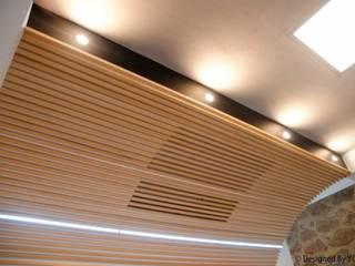 Ufficio Privato FdF: Studio in stile in stile Moderno di Arch. Antonio Di Vito - Gruppo YO.DAA