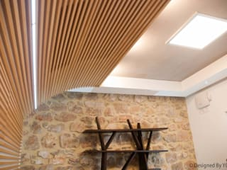 Ufficio Privato FdF:  in stile  di Arch. Antonio Di Vito - Gruppo YO.DAA