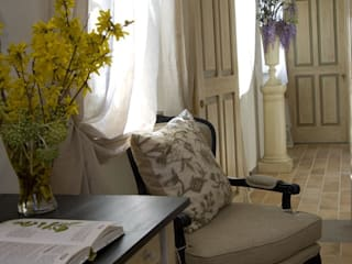 Country Resort: Ingresso & Corridoio in stile  di Roberto Catalini  Int. Designer