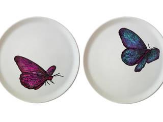 Butterflies par Anne Wodrascka Éclectique