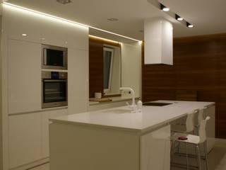 t design Modern kitchen