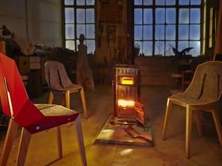 de estilo industrial por TABANDA gdańsk , Industrial