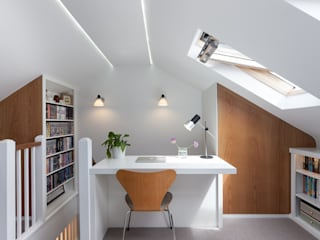 Blackheath House Camera da letto moderna di APE Architecture & Design Ltd. Moderno