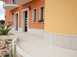 La zona d'ingresso: Case in stile  di A+2i PROJECT TEAM - ARCHITETTURA E AMBIENTE