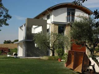 TREPUNTOZERO - studio di Architettura e Design: Case in stile  di Trepuntozero studio di Architettura e Design