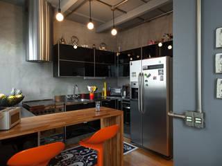 Aimbere: Cozinhas  por PM Arquitetura