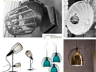 LÁMPARAS DE DECORACIÓN Dining roomLighting