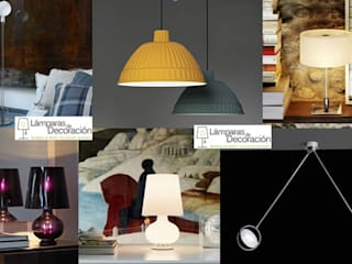 LÁMPARAS DE DECORACIÓN BedroomLighting
