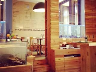 Cervejaria da Esquina Espaços de restauração escandinavos por adoroaminhacasa Escandinavo