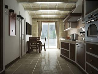 Cozinhas  por De Vivo Home Design