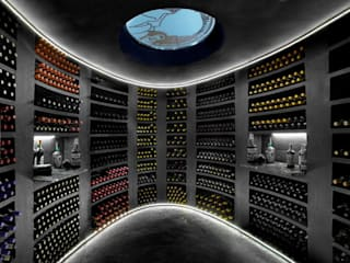 JMF Classic style wine cellar