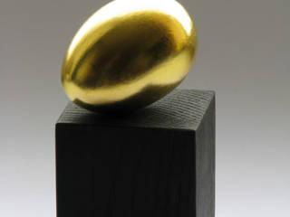 """Dekoracje """"Złote jajko """" od Galeria AtmoSfera Klasyczny"""