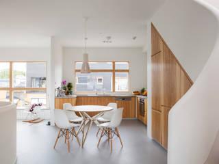ห้องครัว โดย Scenario Architecture, โมเดิร์น