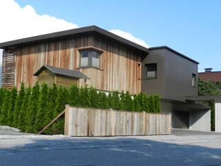 Haus H Moderne Häuser von Architekturbüro Gasteiger Modern