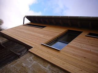 Umbau Scheune in Wohnhaus Ausgefallene Häuser von schott architekten Ausgefallen
