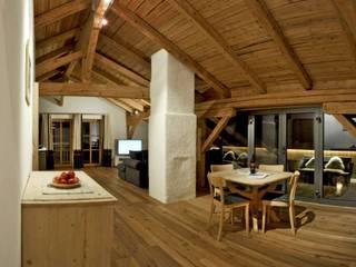 Gasthaus Nester Klassische Hotels von Architekturbüro Gasteiger Klassisch