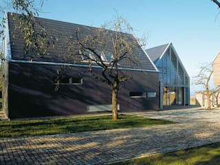 Markus Gentner Architekten Casas modernas