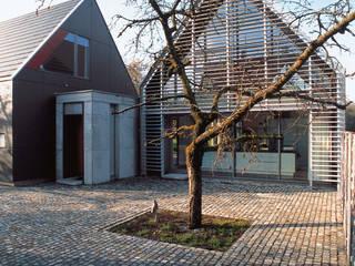 Maisons modernes par Markus Gentner Architekten Moderne