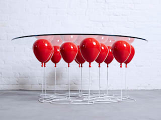 UP BALLOON COFFEE TABLE, ROUND EDITION 2015:   by Duffy London,