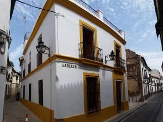 Rehabilitación de fachada #Lineros23_ODB de Mohedano Estudio de Arquitectura S.L.P. Clásico
